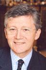 Patrick Beaudouin, Président du Groupe d'Amitié France-Corée à l'Assemblée Nationale