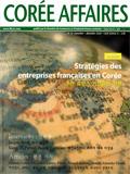 Corée Affaires n.66 – Stratégie des entreprises françaises en Corée