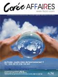 Corée Affaires n.74 – Quelle vision de l'environnement ?