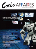 Corée Affaires n.78 – La Corée, pays des nouvelles technologies